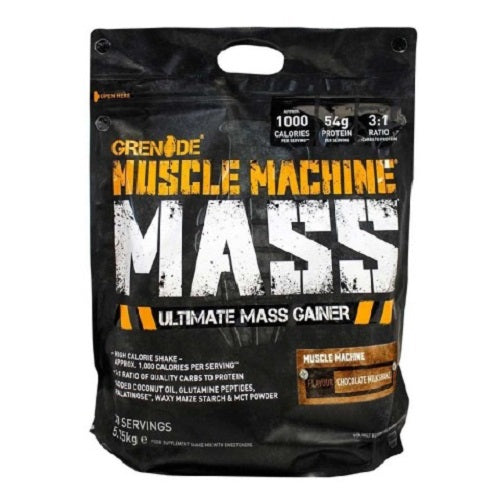 GRENADE MUSCLE MACHINE MASS 5.75KG