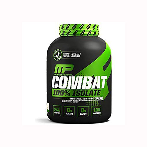 MUSCLE PHARM, COMBAT 100% ISOLATE, 5LBS