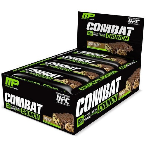 MUSCLEPHARM COMBAT CRUNCH 12BARS