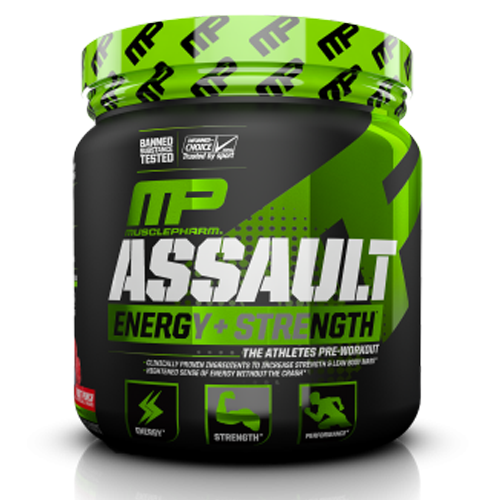 MUSCLEPHARM ASSAULT, 30 SERVINGS