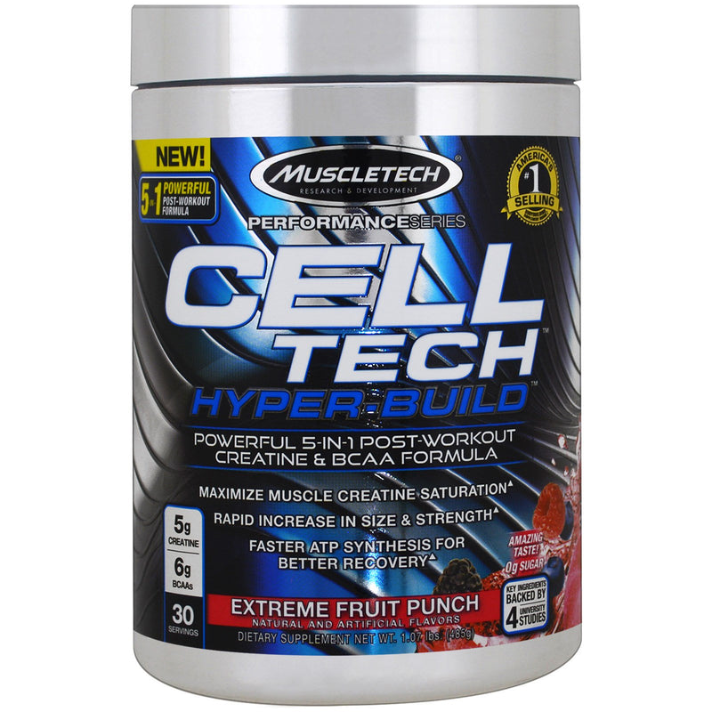 MUSCLETECH CELL TECH HYPER-BUILD 1.07LBS
