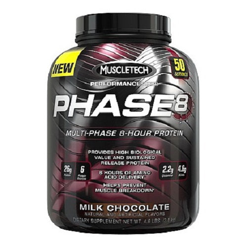 MUSCLETECH PHASE 8, 4.5 LBS.