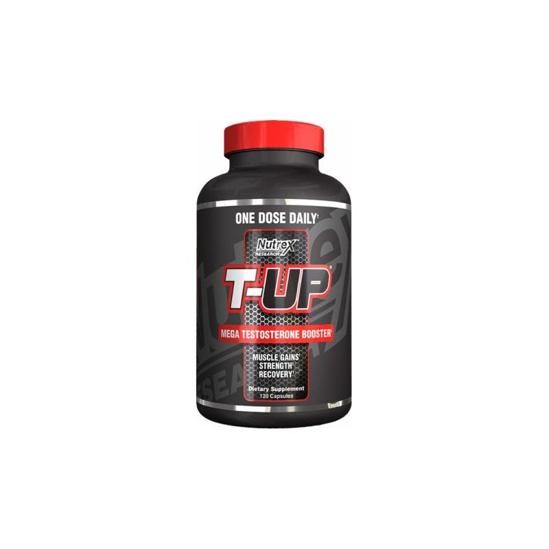 NUTREX T-UP (120 capsules).