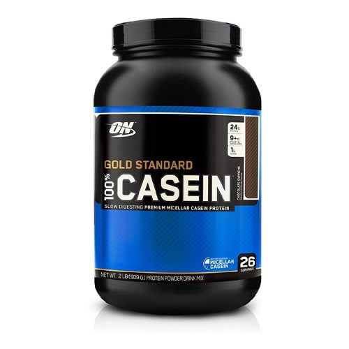 ON (OPTIMUM NUTRITION) GOLD STANDARD 100% CASEIN, 2 LBS.