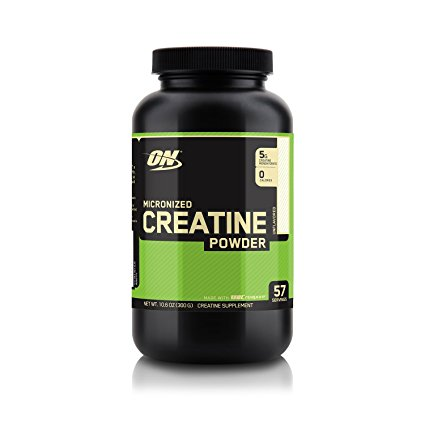 ON CREATINE, (57 SERVINGS)
