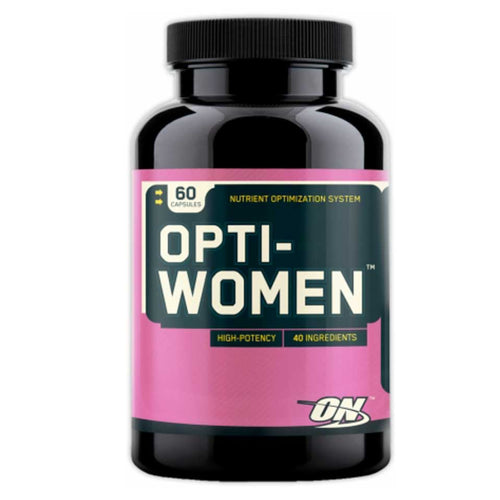 OPTIMUM NUTRITION OPTI-WOMEN, 60 TABLETS