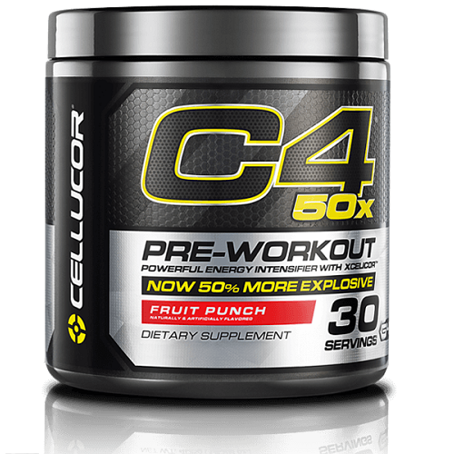 CELLUCOR C4 50X PRE-WORKOUT 45 SERVINGS