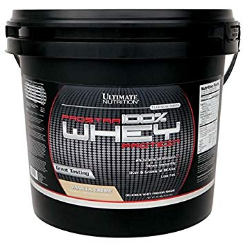 ULTIMATE NUTRITION PROSTAR 100% WHEY PROTEIN, 10 LBS.