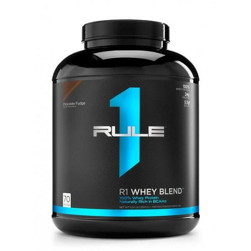 R1 WHEY PROTEIN RULE 1 5.24LBS