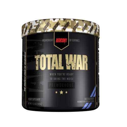 REDCON1 TOTAL WAR , 30 SERVINGS.