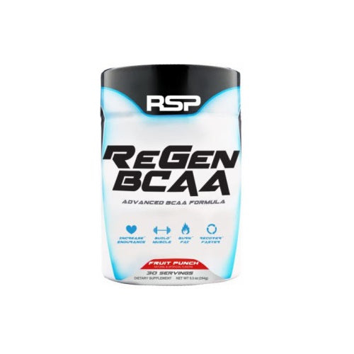 RSP REGEN BCAA, 50 SERVING