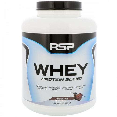 RSP WHEY PROTEIN BLEND ,4LBS.