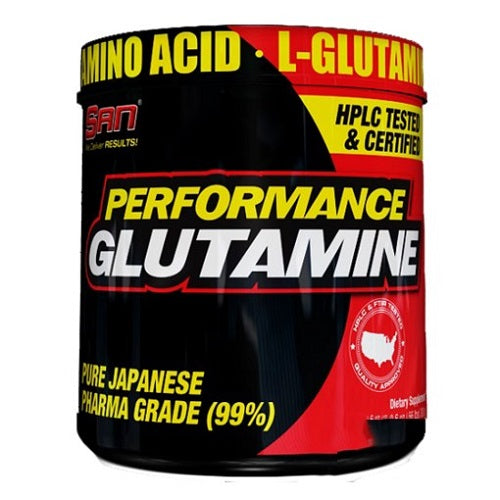 SAN PERFORMANCE GLUTAMINE, 0.66 LBS.