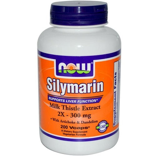 NOW, SILYMARIN