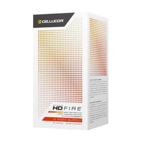CELLUCOR SUPER HD FIRE ,56 CAPSULES