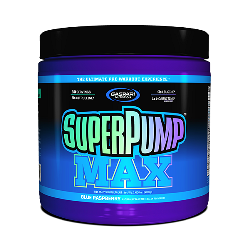 GASPARI NUTRITION SUPER PUMP MAX 30 SERVING