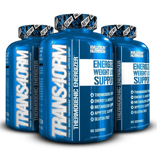 EVLUTION NUTRITION TRANS4ORM 120 CAPSULES