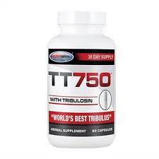 USP Labs T T 750 With Tribulosin 90 Capsules.