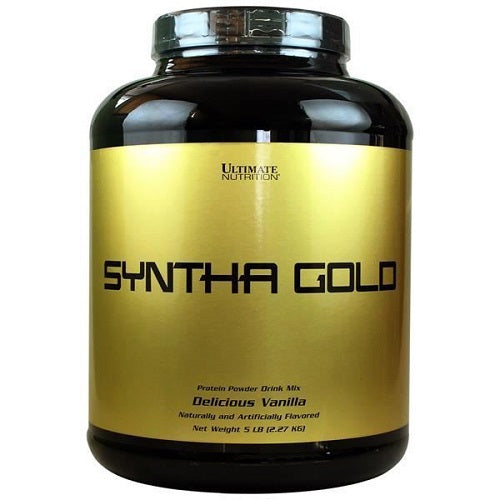 ULTIMATE NUTRITION SYNTHA GOLD 5LB[2.27KG]