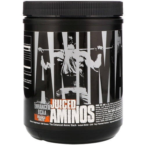 UNIVERSAL NUTRITION ANIMAL JUICED AMINOS, 30 SERVINGS