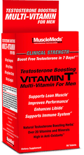 MUSCLEMEDS VITAMIN T, 90 TABLETS.