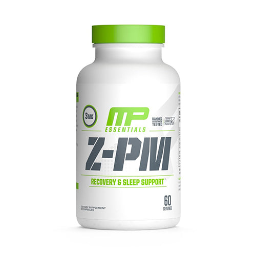 MUSCLEPHARM ESSENTIALS Z-PM, 60 SERVINGS