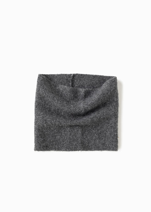 Basic Neck Warmer-GRY