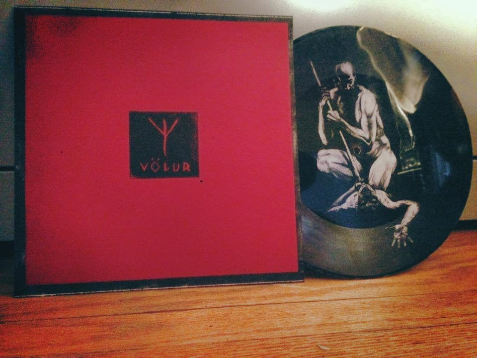 "SOLD OUT - Breaker Of Oaths 10"" Acetate Limited Edition Single"