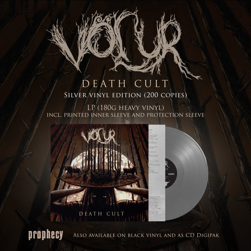 Völur - Death Cult LP