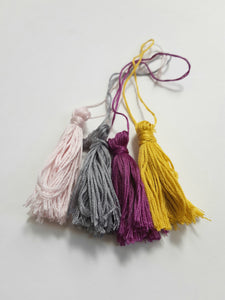 ACCESSORIES TASSEL PACK