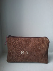 CHEETAH POUCH / NO. 1