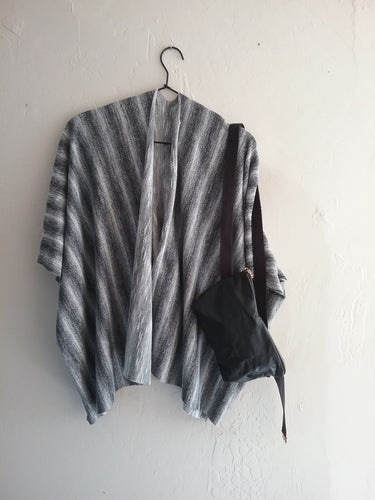ALEXA CARDIGAN JACKET- STRIPE