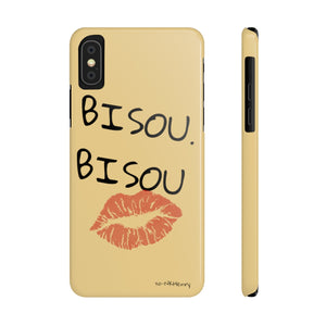 BISOU.BISOU Slim Phone Case / Wheat