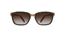 Walt Sun in dark tortoise / copper