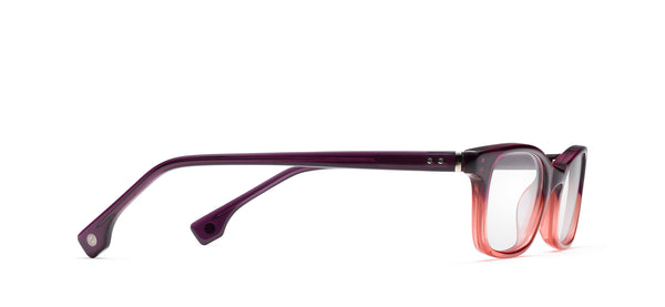 Pescara in purple / red fade
