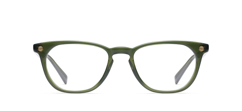 Davis in olive crystal