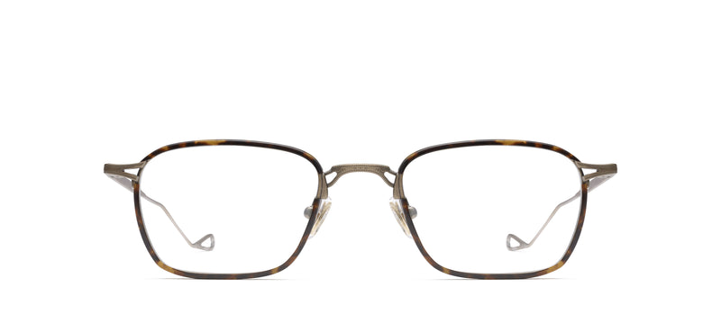 Shreve in antique gold / dark tortoise