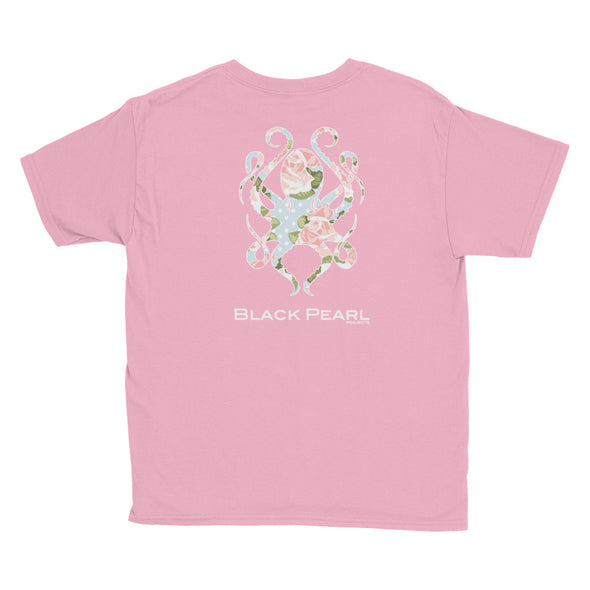 Roses Short-Sleeve Youth T-Shirt