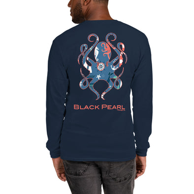 Nautical Long-Sleeve T-Shirt