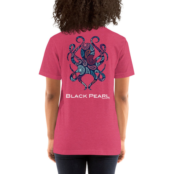 Paisley Short-Sleeve Heather T-Shirt