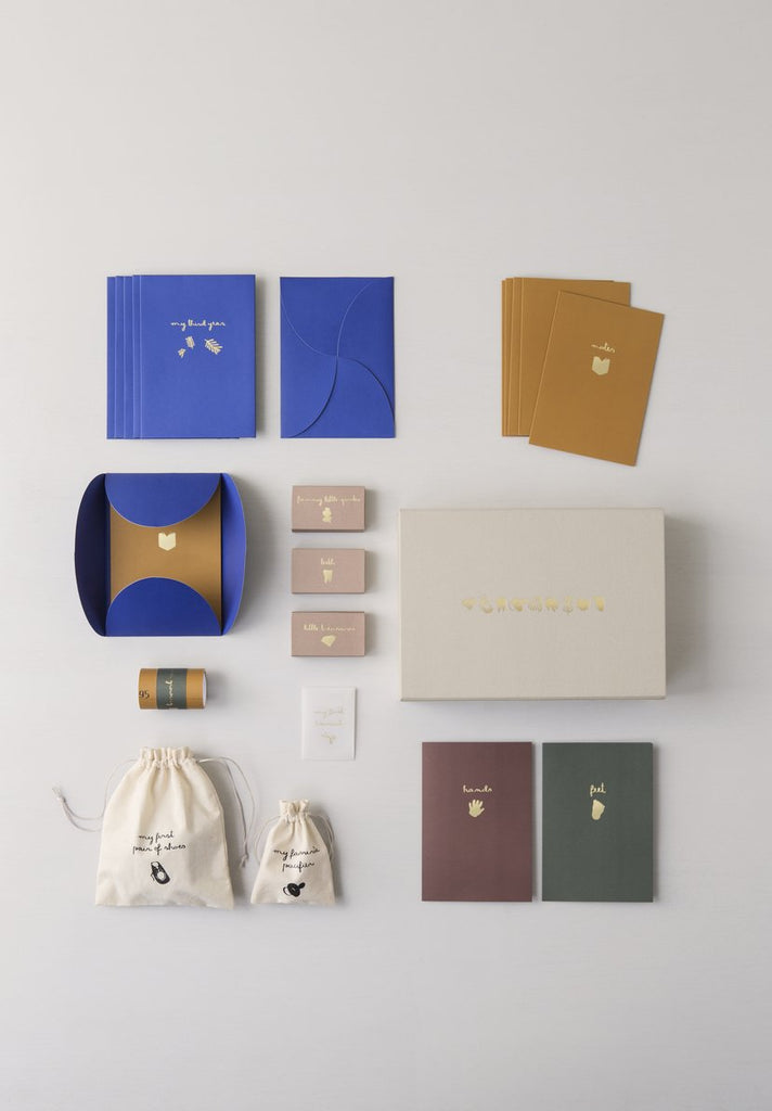 Kids The Beginning of My Life Memory Box by Ferm Living