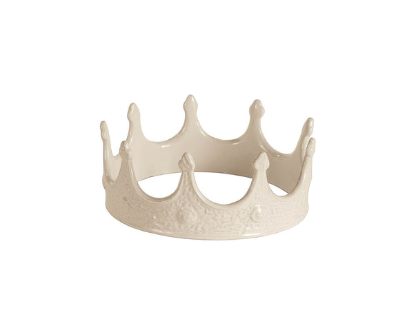 Memorabilia Porcelain Crown design by Seletti