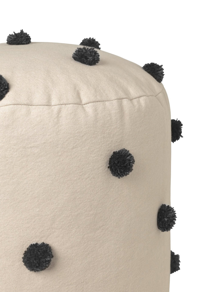 Dot Tufted Pouf by Ferm Living