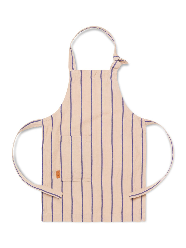 Kids Hale Yarn-Dyed Apron by Ferm Living by Ferm Living