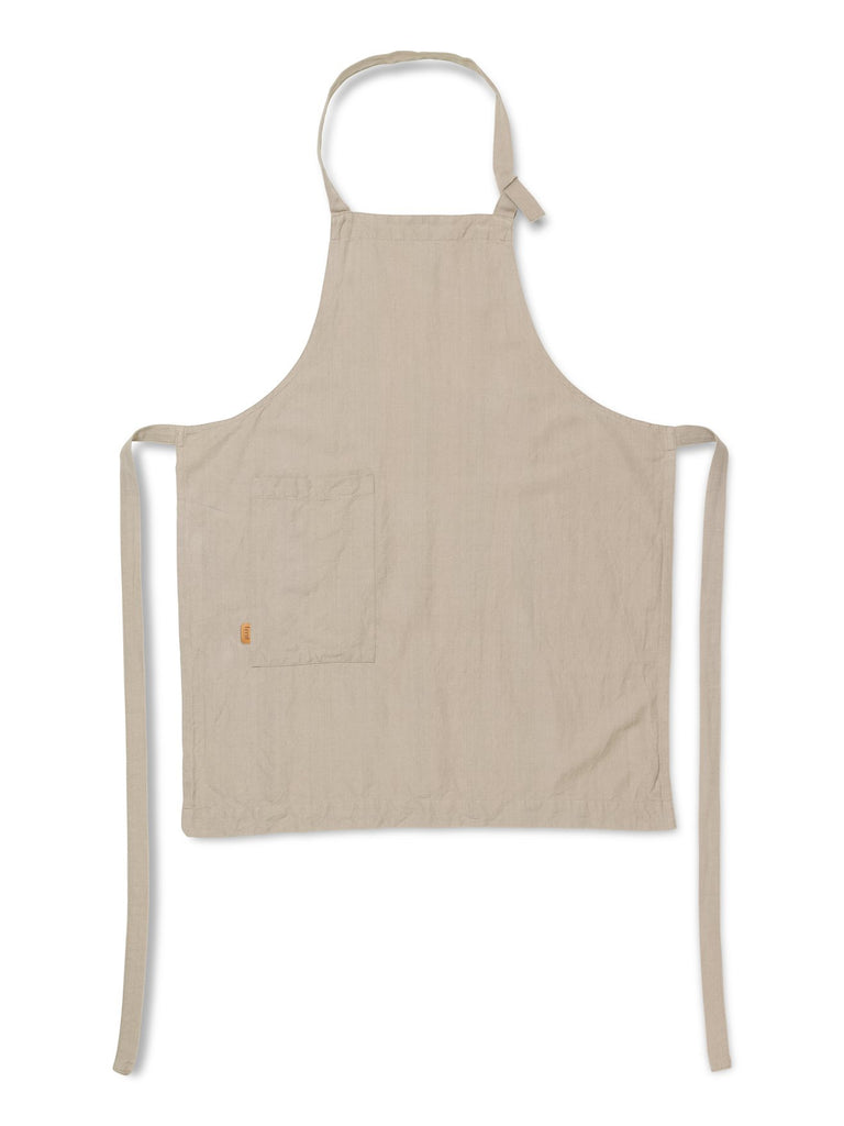 Hale Yarn-Dyed Apron by Ferm Living by Ferm Living