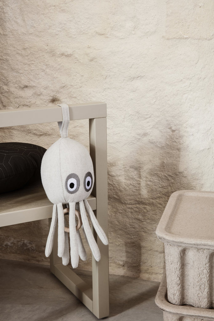 Octopus Music Mobile by Ferm Living