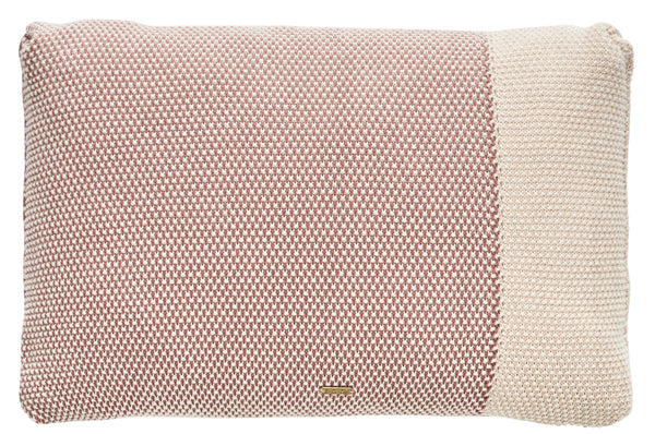 Koke Pillow in Sand & Rose design by OYOY