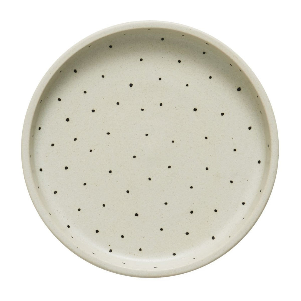 Why-Not Round Tray in Dot design by OYOY