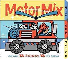 Motor Mix: Emergency By Emily Snape