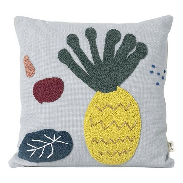Pineapple Cushion design by Ferm Living
